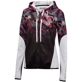 Protective Tectron Hoodie Women grey/colourful